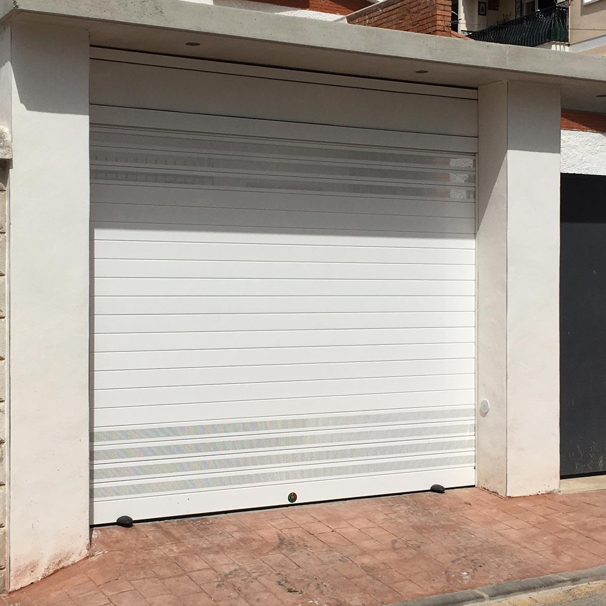 Puertas automáticas en Mijas