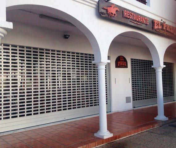 Cierres enrollables aluminio en Málaga