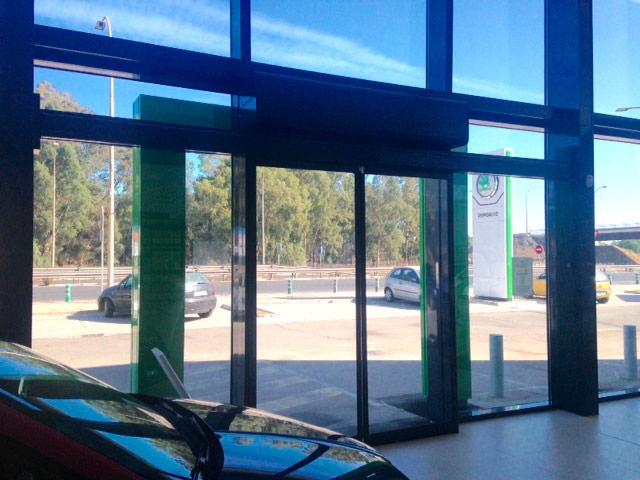 Puertas automáticas en Fuengirola