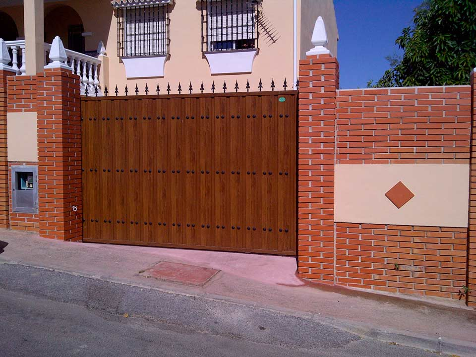 Puertas automaticas Estepona