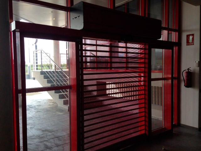 puertas automaticas velez