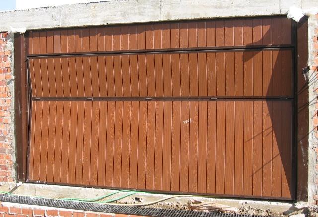 Puertas automaticas de garaje Malaga