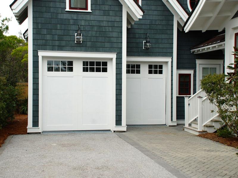 Instalación de puertas de garaje en Benalmádena