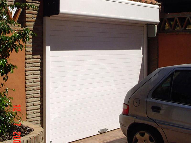 Precios de las puertas de garaje enrollables