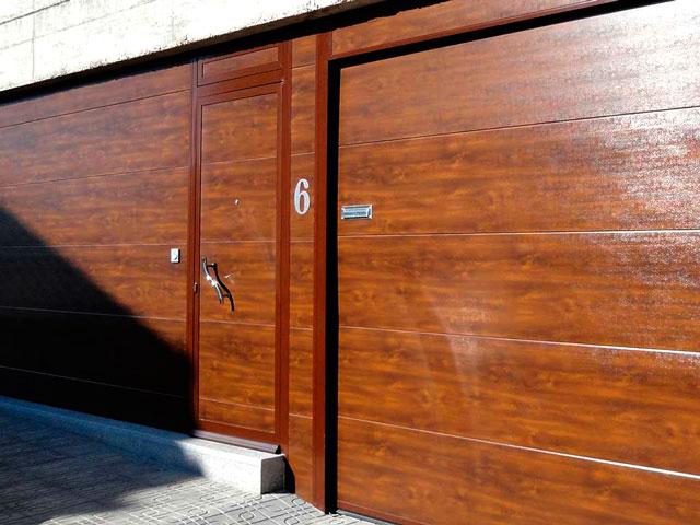 Modelos de puertas de garaje