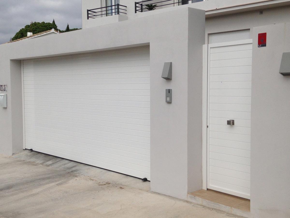 Puertas de garaje eléctricas