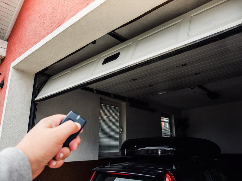 Mantenimiento de puertas automáticas