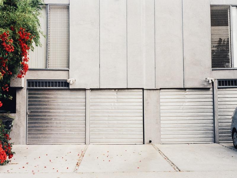 puertas enrollables automáticas
